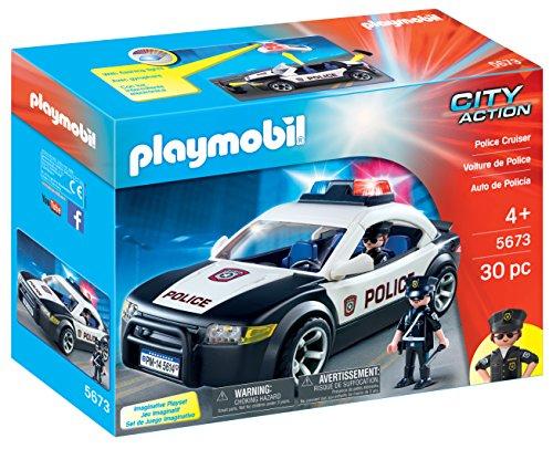 PLAYMOBIL-Police-Cruiser-Playset