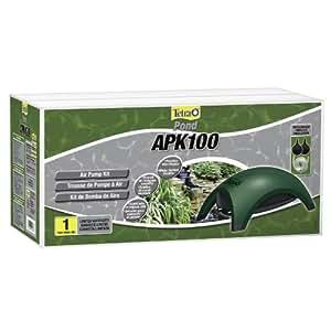 Amazon.com : TetraPond 19706 Air Pump Kit APK100 : Aquarium Air Pumps