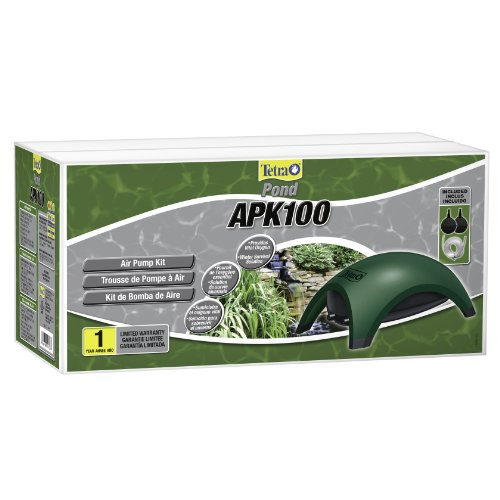 TetraPond 19706 Air Pump Kit APK100 (Tetra Pond Heater compare prices)