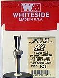 Whiteside Router Bits K33 7-Degree Dovetail