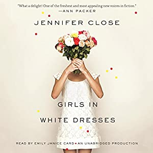 Girls in White Dresses Audiobook
