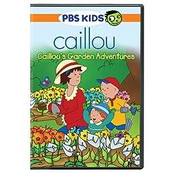 Caillou: Caillou's Garden Adventures