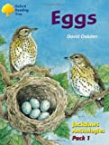 Oxford Reading Tree: Stages 8-11: Jackdaws: Pack 1: Eggs (0198454384) by Coleman, Adam