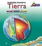 img - for Nuestro planeta Tierra / Planet Earth (Enciclopedia Interactiva / Interactive Encyclopedia) (Spanish Edition) book / textbook / text book