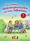 Leselöwen - Das Original: Die schönsten Mädchengeschichten zum ersten Selberlesen