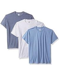 Gildan Men's 3-Pack Crew Neck T-Shirt-Big Sizes