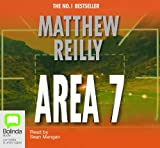 Matthew Reilly Area 7