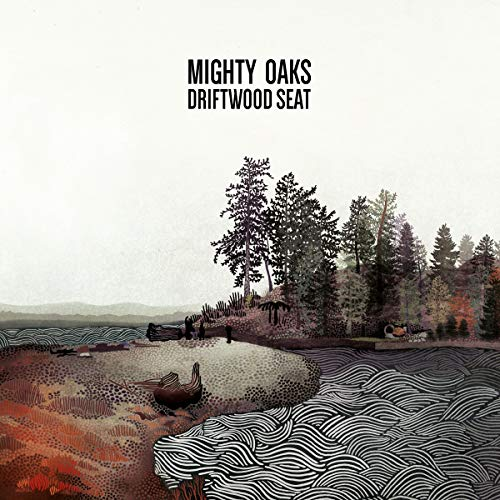 Vinilo : Mighty Oaks - Driftwood Seat (10-Inch Vinyl, With CD, 2 Pack)