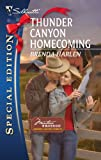 img - for Thunder Canyon Homecoming book / textbook / text book
