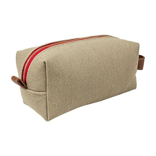 cathys-concepts-waxed-canvas-leather-dopp-kit-tan-by-cathys-concepts
