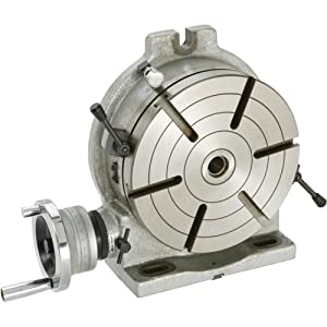 grizzly g9299 yuasa type horizontal vertical rotary table