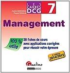 Carres Dcg 7 - Management, Cinqui�me ed