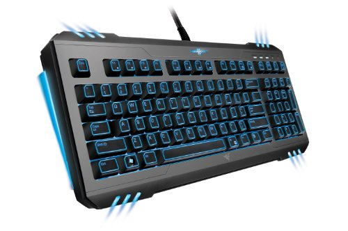 Razer Starcraft II Marauder Gaming Keyboard