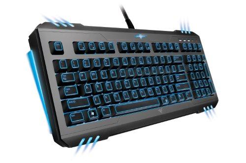 Razer Starcraft II Marauder Gaming Keyboard