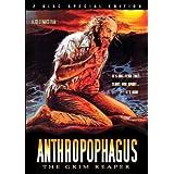 Anthropophagus: The Grim Reaper [DVD] [1980] [Region 1] [US Import] [NTSC]