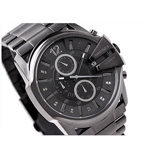 DIESEL クロノグラフ腕時計 メンズ DZ4180