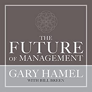 The Future of Management Hörbuch