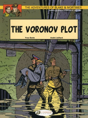 Blake & Mortimer, Tome 8 : The Voronov Plot