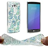Urcover® LG G4 Hülle | Trend Fashion | TPU in Paisley |