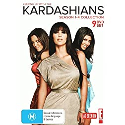Keeping Up With the Kardashians: Season 1-4 Coll