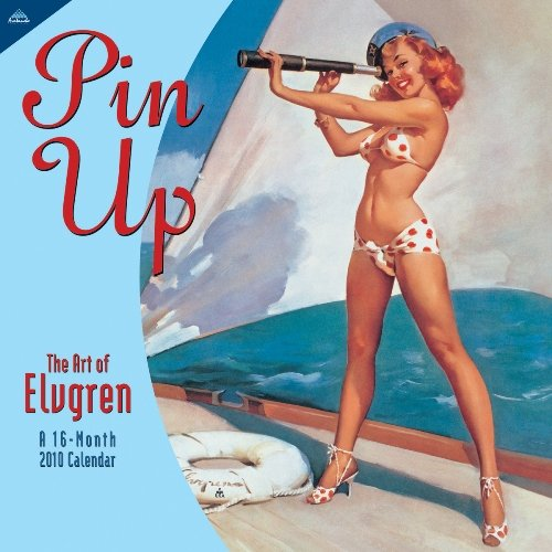 Pin Up 2010 Wall Calendar