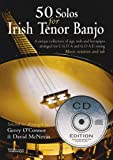img - for 50 Solos for Irish Tenor Banjo book / textbook / text book