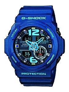 Casio Herren-Armbanduhr XL G-Shock Analog - Digital Quarz Resin GA-310-2AER