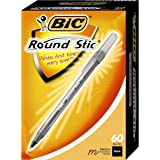 BIC Round Medium Point GSM609 Blk
