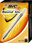 BIC Round Stic Ball Pen, Medium Point...