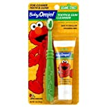 Orajel Baby Tooth & Gum Cleanser, Sesame Street, Apple Banana, 1 oz.