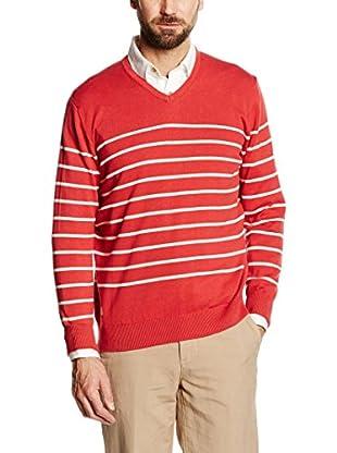 Cortefiel Jersey (Rojo)