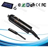 CABLES TO GO 18399 001 Portable-Mini-DC-12V-3-6A-IN-Car-Charger-Power-Adapter-For-Microsoft