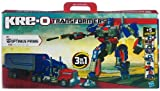 KRE-O Transformers Optimus Prime with Twin Cycles Toy