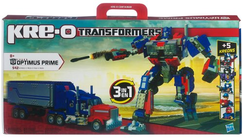KRE-O 30689148 - Transformers Optimus Prime Bauset