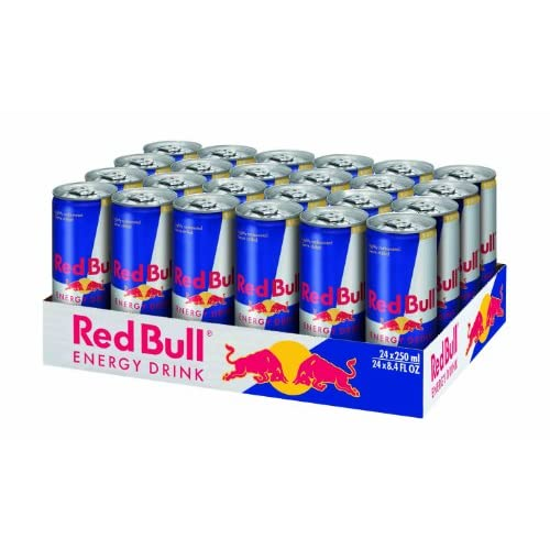 24 Pack of Red Bull - Office Direct