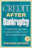 Credit After Bankruptcy (1891945106) by Stephen Snyder