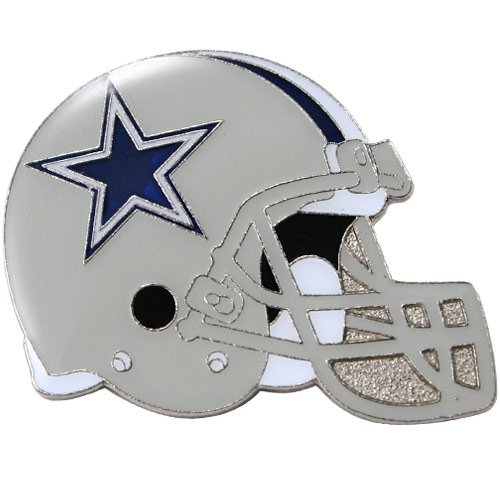 NFL Dallas Cowboys Helmet Pin at Amazon.com