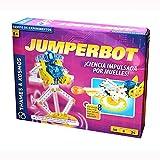 Juego de experimentos JUMPERBOT. La ciencia impulsada por muelles. Edicion en Castellano