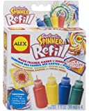 Alex Toys Fantastic Spinner Refill, 1.0-Ounce, 4/Pkg