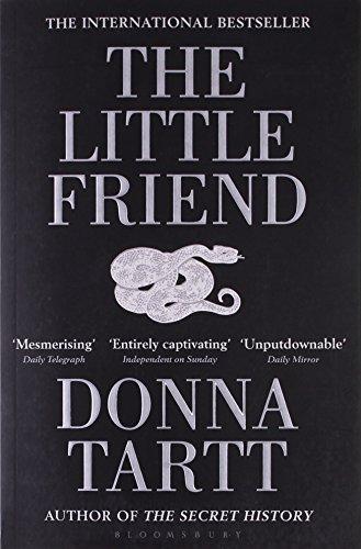 Buchseite und Rezensionen zu 'Little Friend' von Donna Tartt