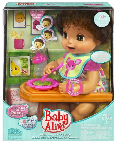 Babies Dolls Games Baby Alive Hispanic Doll