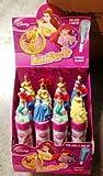 Disney Princess Lollipop 12 pc Set - 4 x Ariel, 4 x Belle and 4 x Cinderella