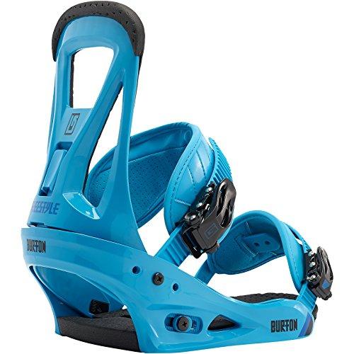 Burton - Fixations De Snowboard Freestyle - Homme - Taille m - Bleu