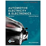img - for Todays Technician : Automotive Electricity & Electronics Classroom Manual 6th Edition book / textbook / text book