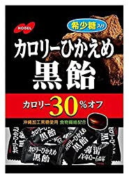 100gx6 one Nobel-calorie low-key black candy