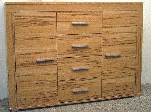 verschiedene-Ausfhrungen-modernes-Sideboard-Anrichte-Melamin-kernbuche-dekor-Schubladenkommode-KOmmode-1512