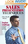 Sales Presentation Techniques: That R...