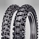 Dunlop Geomax MX52 Moto-cross Tyre Set Yamaha YZ125 1 Front (80/100-21) and 2 Rears (100/90-19)
