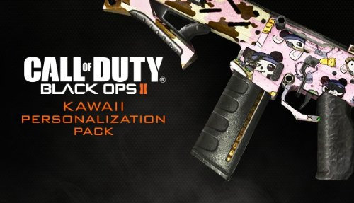 Call Of Duty: Black Ops Ii - Kawaii Mp Personalization Pack [Online Game Code]