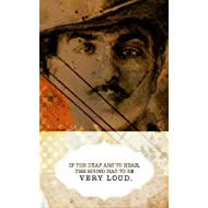 Seven Rays 'Bhagat Singh - If The Deaf Are To Hear' Poster (12'X19')